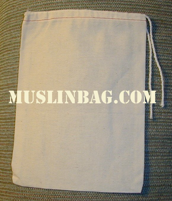 4x6 cotton fabric bag